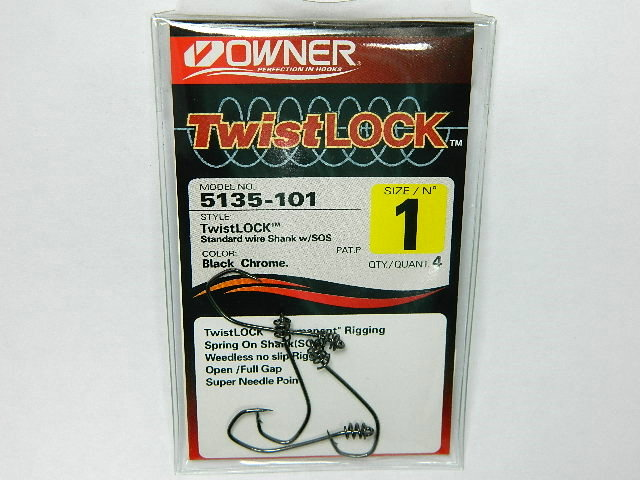 5135-101 SZ1 TWISTLOC SOS HOOK